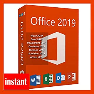 Microsoft Office 2019 Professional Plus ESD Para Windows 10 Chave Do Produto
