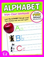 Alphabet Wipe Clean Book: Tw1224 1599227290 Book Cover