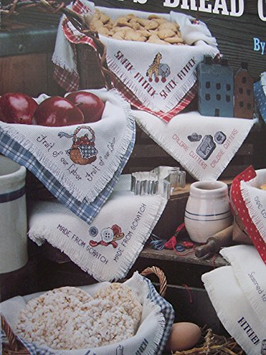 Kathie's Bread Cloths Counted Cross Stitch Charts