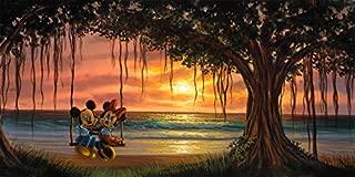 Walfrido Garcia Banyan Swing Disney Art