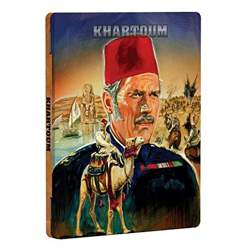 Khartoum – Aufstand am Nil (Limited Steelbook Klassiker Edition) [Blu-ray]