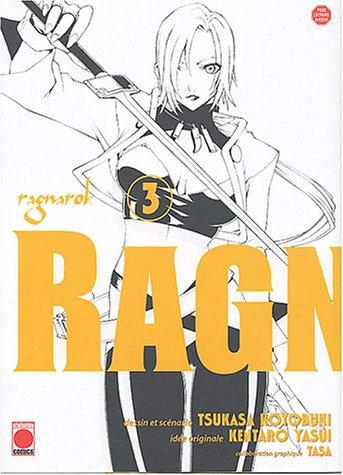 Ragnarok, tome 3