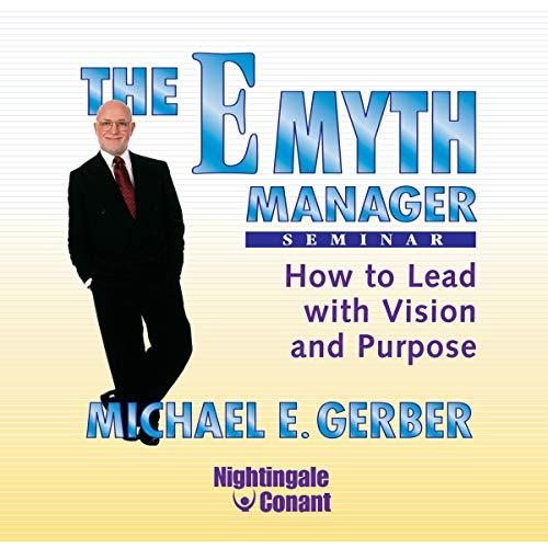 The E-Myth Manager Seminar audiobook cover art