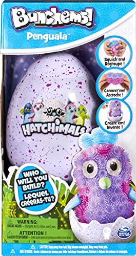 Bunchems Hatchimals Penguala Kreativ Set