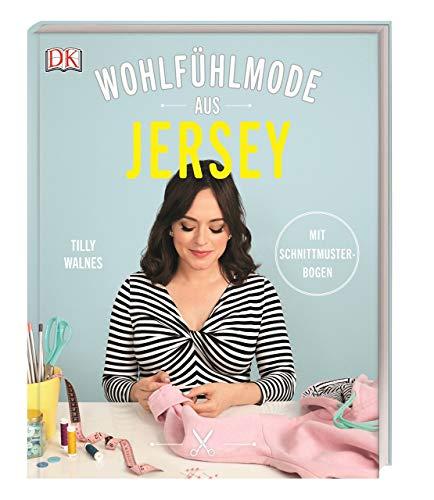 Wohlfühlmode aus Jersey: Mit Schnittmusterbogen