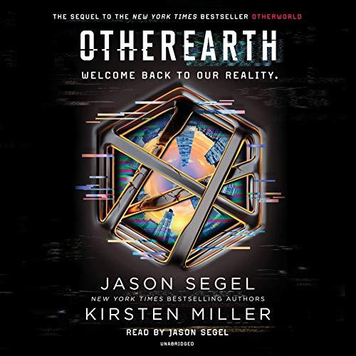 OtherEarth Audiobook By Jason Segel,                                                                                        Kirsten Miller cover art