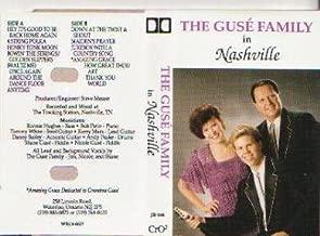 The Guse Family in Nashville