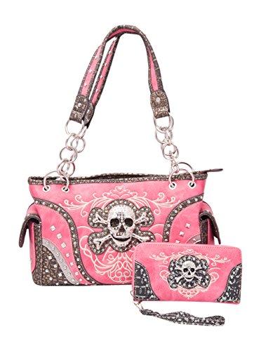 pink gun purse - 8