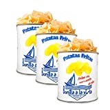 PacK Patatas Fritas Bonilla a la vista Lata 500g (3 latas de patatas Bonilla)