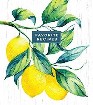 Deluxe Recipe Binder - Favorite Recipes  Lemons