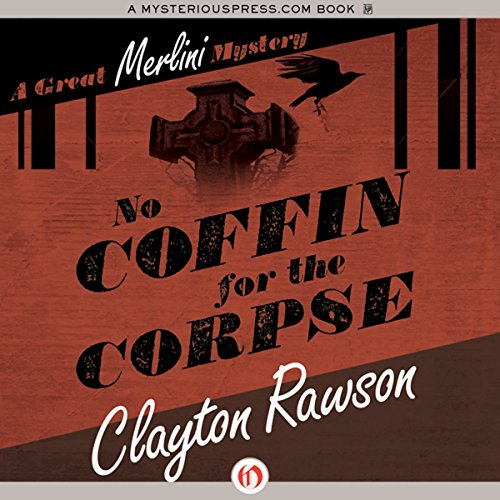 No Coffin for the Corpse audiobook cover art