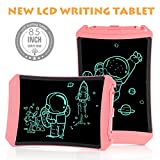 KOKODI Girl Boy Toys, Gifts for 3-6 Year Old Girls Boys, LCD Writing Tablet Doodle Board Drawing Board with Lock Function for Little Girl Boy Educational Birthday Gifts as Girls Boys Toys Age 3 -6
