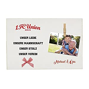 1.FC Union Berlin I Memoboard I Foto I Pinnwand I Geschenk I Eisern Union I Eisern Union Fanartikel I Union Berlin I…