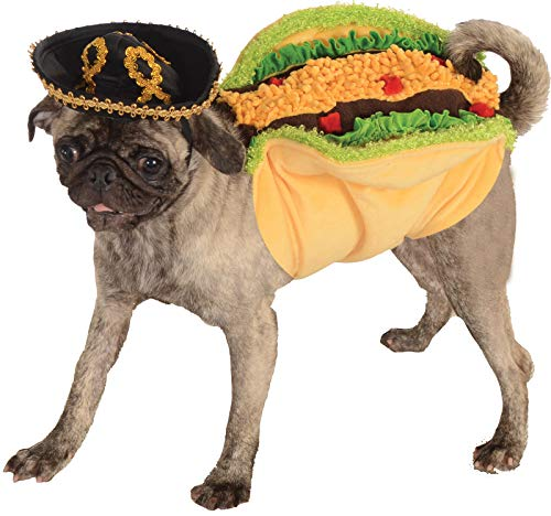 Rubie's Taco/Burrito Pet Food Costume