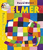 Elmer: Book & CD