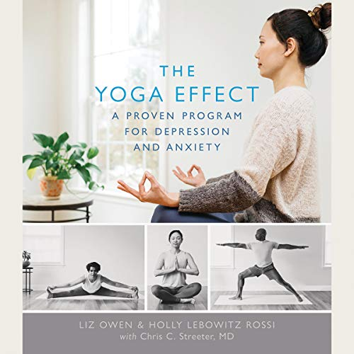 The Yoga Effect audiobook cover art
