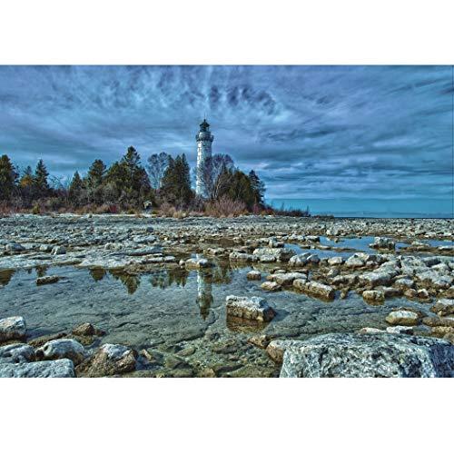 1000 piece puzzles lighthouse - 5
