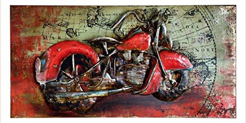 Gilde Gallery 38647 Metall-Bild