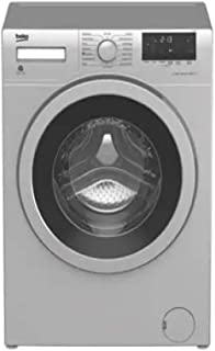 Beko Wx742430 Front-Loading Washing Machine (7Kg, 1400Rpm, Silver)