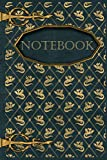 Notebook: Lined Notebook, Journal 6 x 9 inch 120pages