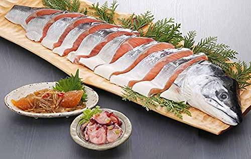 北海道 魚 「時鮭珍味セット」 時鮭切身 数の子 たこわさび セット 鮭 ギフト 海産物 海鮮