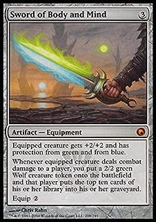 mtg artifact swords