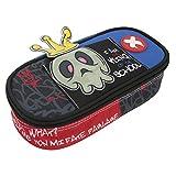 Giochi Preziosi Gopop 19 Bustina Ovale Nightmare Custodia, 20 cm, Multicolore