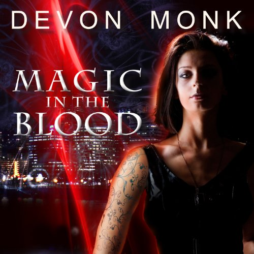 Magic in the Blood audiobook cover art