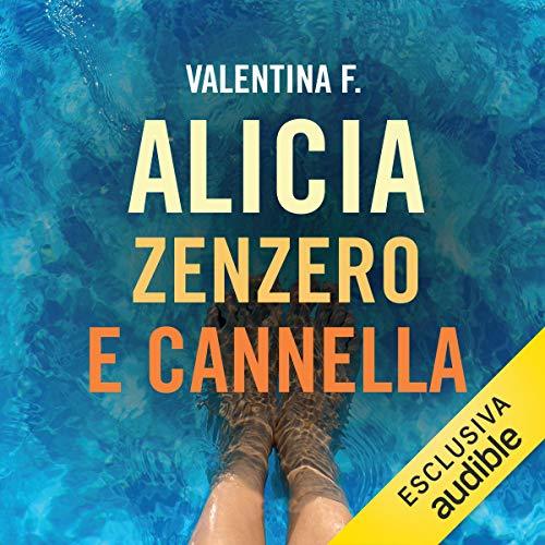 Alicia Zenzero e cannella copertina