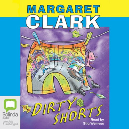 Dirty Shorts audiobook cover art