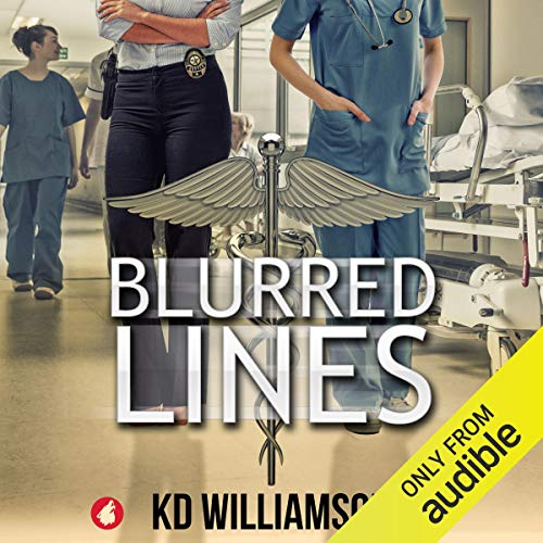 Blurred Lines audiobook cover art
