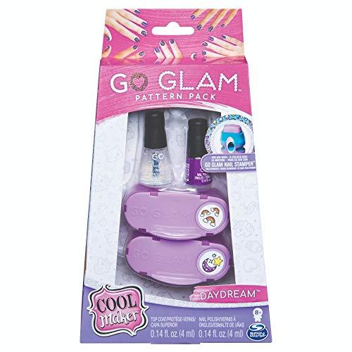 Cool Maker 6056585 - GO GLAM Nagelstudio Nachfüllset Day Dream