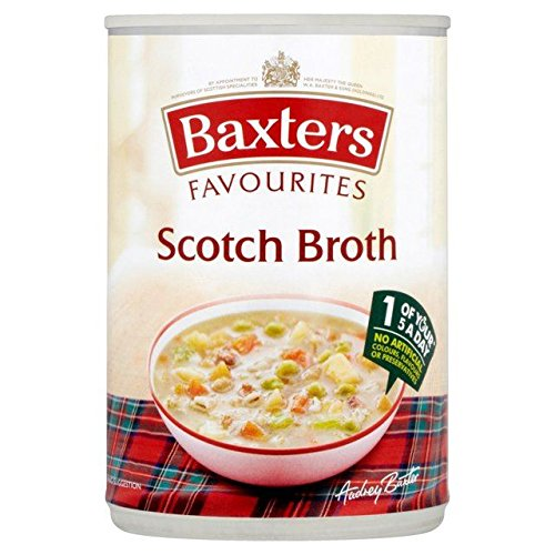 Baxters Favourites Scotch OFFicial Broth Soup of Pack 415g 6 Max 54% OFF -