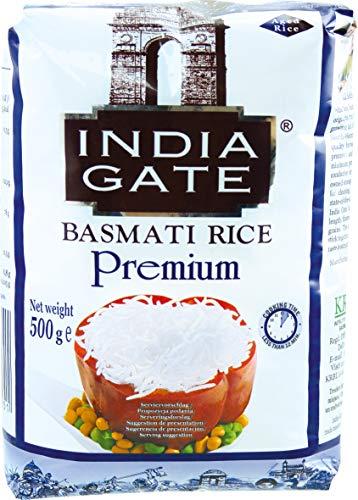 Indiagate Arroz Basmati 500 g