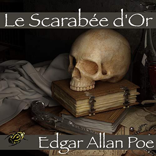 Le Scarabée d'Or cover art