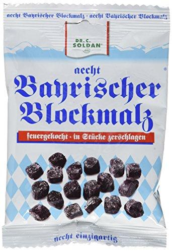 aecht Bayrischer Blockmalz zerschlagen, 5er Pack (5 x 100 g)