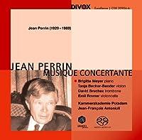Jean Perrin: Musique Concertante (2011-01-25)