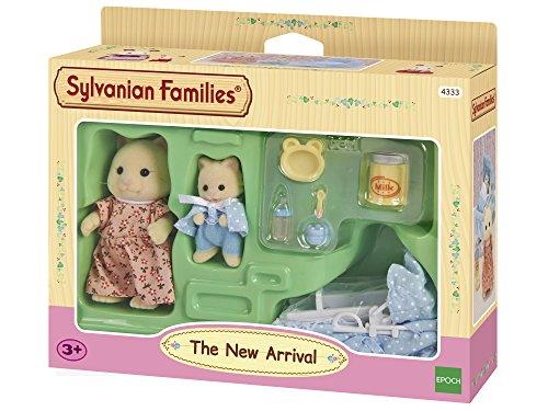 Sylvanian Families 4333 Der Neuankömmling - Puppenhaus Spielset