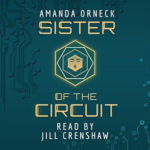 Sister of the Circuit audiobook cover art