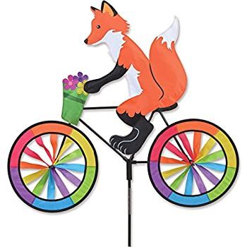 Premier Kites 30 in Bike Spinner - Fox