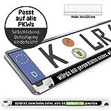 Premium-Nummernschild f/ür Dein Auto Dortmund-Fan auf dem Weg zur Meisterschaft Design-Kennzeichenschild f/ür Dortmund-Fans Passt auf alle Kennzeichenhalter 2 STK