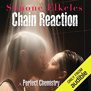 Chain Reaction audiobook cover art