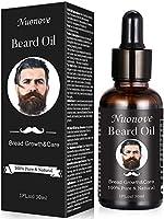 Olio da barba, Beard Growth oil, olio essenziale di oli da barba per uomo, barba, Moisturizes, Soothes, stimola la...