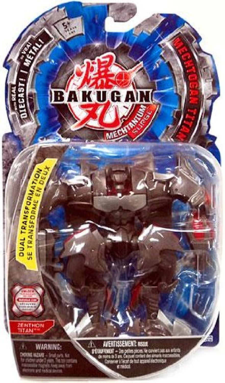 Bakugan Mechtogan Titan Zenthon (colors and Styles May Vary)