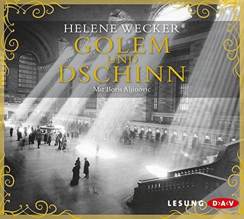 『Golem und Dschinn』のカバーアート