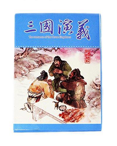 三国志トランプ 中国伝統文化経典系列 三国演義 伝説の英雄トランプ