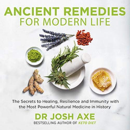 Ancient Remedies for Modern Life cover art