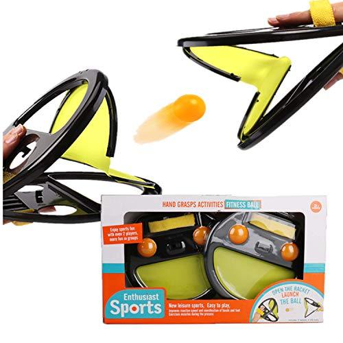 Catch Ball Tenis de Mesa, Juego de Raqueta Deportiva, Juguete, Juego, niños,...