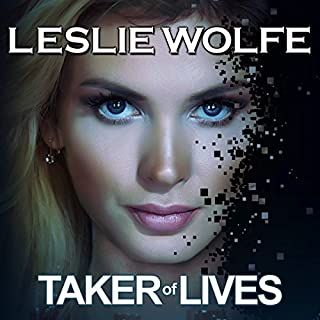 Taker of Lives audiobook cover art