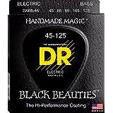 DR ベース弦 5弦 BLACK BEAUTIES ステンレス コーテッド .045-.125 BKB5-45